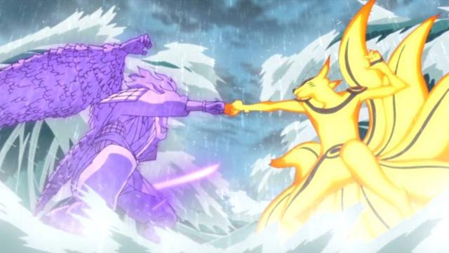 火影忍者:盘点最帅气的6种须佐能乎形态