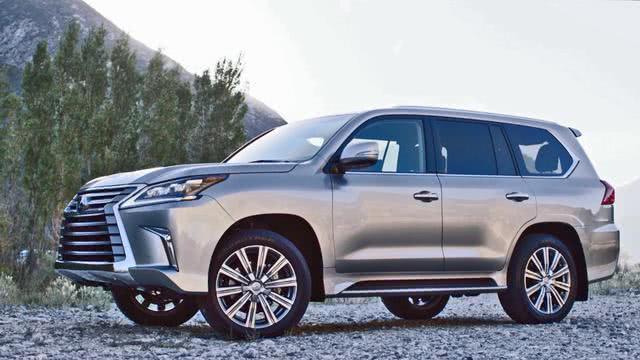 售价从90万涨到170万!这款车让陆巡颤抖,被称为开不坏的SUV