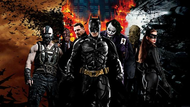 蝙蝠侠 黑暗骑士 小丑真的输了 他到底是个什么样的人