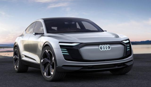 Q8只是开胃菜,强势布局AI和新能源,奥迪要做高端数字汽车公司