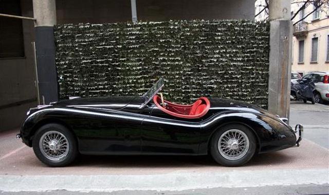 历史上意义非凡的一款车,捷豹XK120