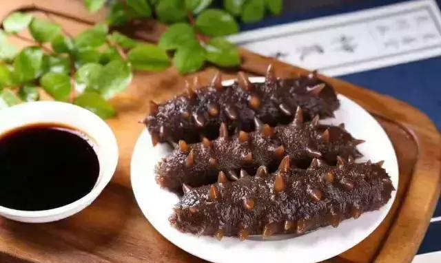 春季吃鲍鱼让海参最大化?营养海参壮阳图片