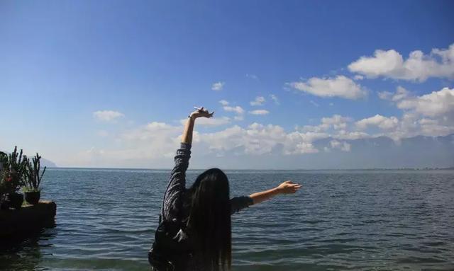从云南到丽江马小嘟和姚大美的洱海攻略迷失岛二攻略大全图片