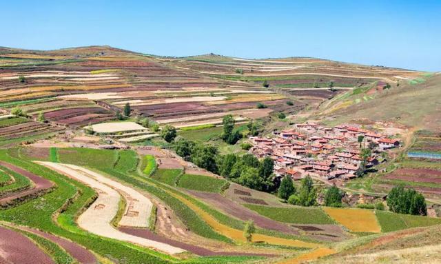 大美中国:9月的草原天路,真的是太美了,看一眼沉迷在这里