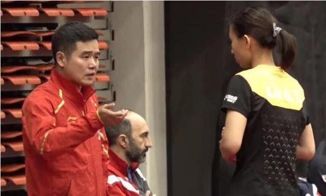 国乒男队四大教练齐上阵,指导女乒比赛全部获胜,轰出六个4-0