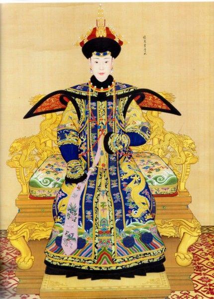 揭秘乾隆六大后宫真实画像,我最爱富察皇后,你呢?图片