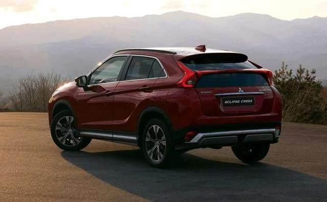 欧蓝德后又一力作,三菱首推紧凑轿跑SUV,2.2T四驱8AT12万起售