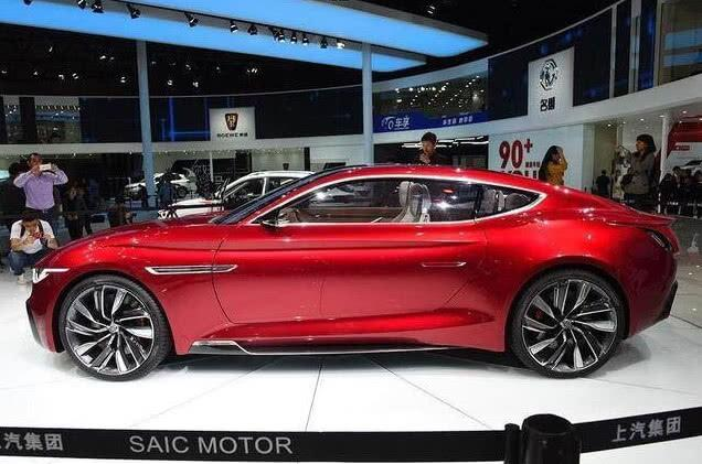 不输法拉利的高颜值跑车 价格不超50万 你想来一辆吗