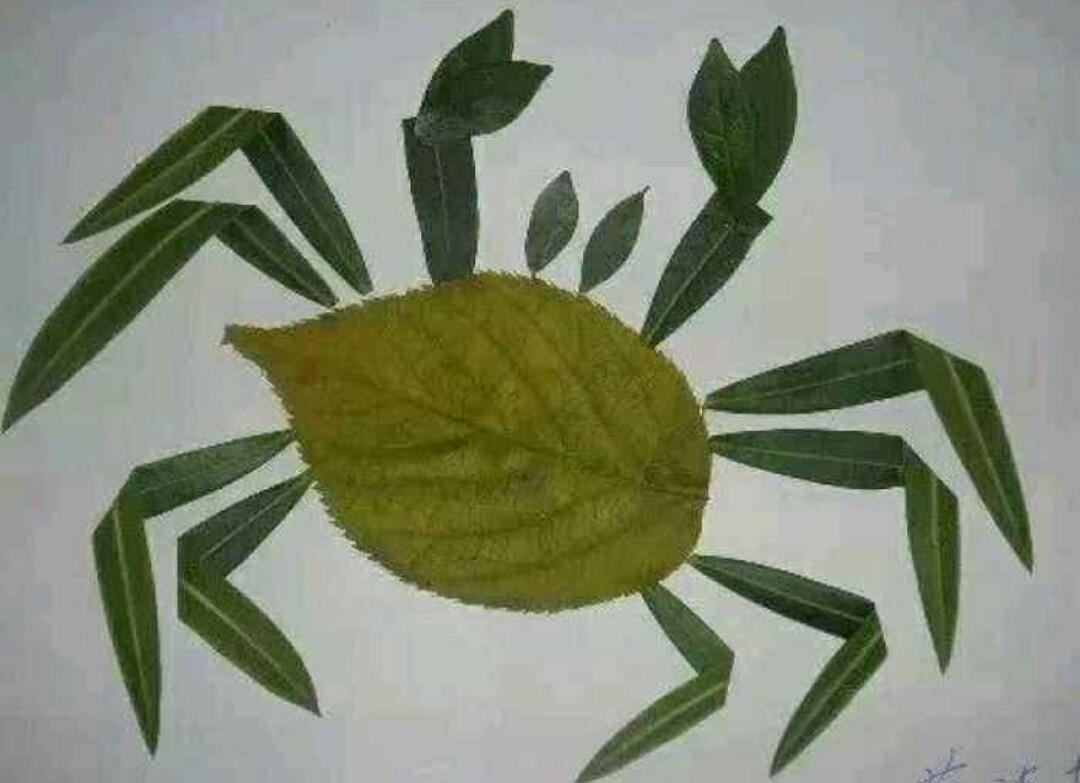 幼儿园作业树叶画怎么做?帮你们整理好了,陪孩子一起做吧