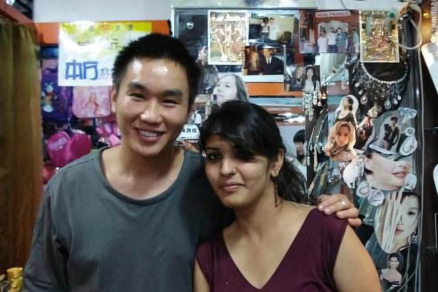 印度女孩:中国女性地位很高,想嫁到这里,再难也要拿中国绿卡