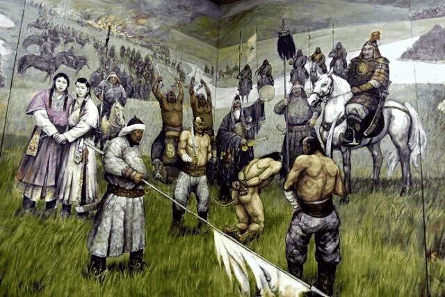 历史上六次坑杀俘虏事件,项羽坑杀十五万才位居第二,第一最狠
