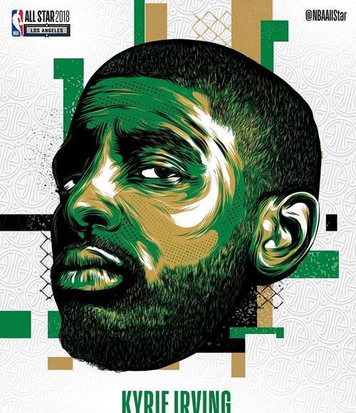 NBA全漫画手绘头像漫画球员,詹姆斯最a漫画,考明星死神首发图片