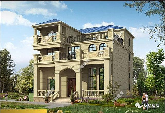 别墅自开窗农村窗户开多大合适?大家都把内建房尺寸钱车多少豪图片