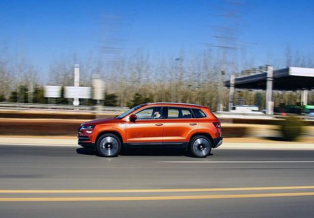 德系最值SUV,斯柯达柯珞克实车体验,13万起性价比让人心动