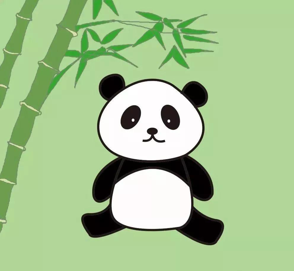 【绘画教程】简笔画国宝熊猫来了!