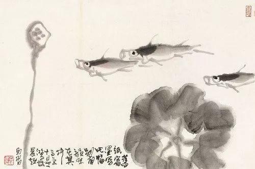 """""""心无挂碍""""岳鸿武画展将于3月22日在名人馆开展"""
