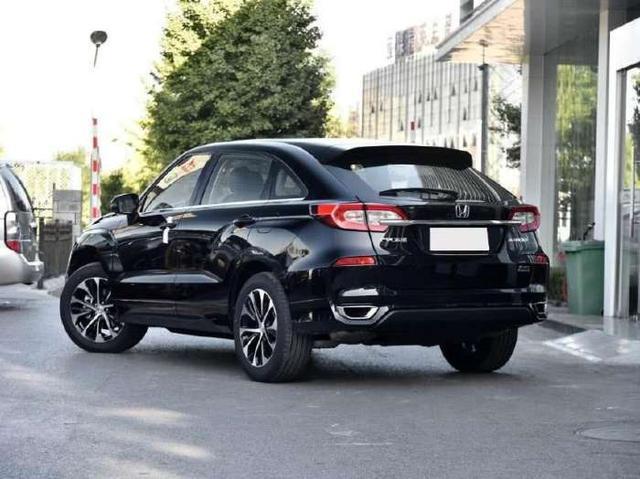 本田的5座SUV, 正面叫板汉兰达,配2.0T加9AT, 能飙车能带娃