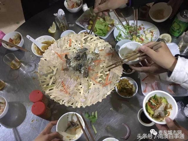 真正会吃鱼生的不是日本人而是潮汕人