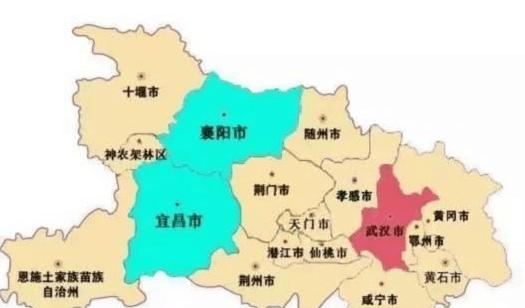 武汉三镇,有武昌区和汉阳区,为什么没有汉口区?图片