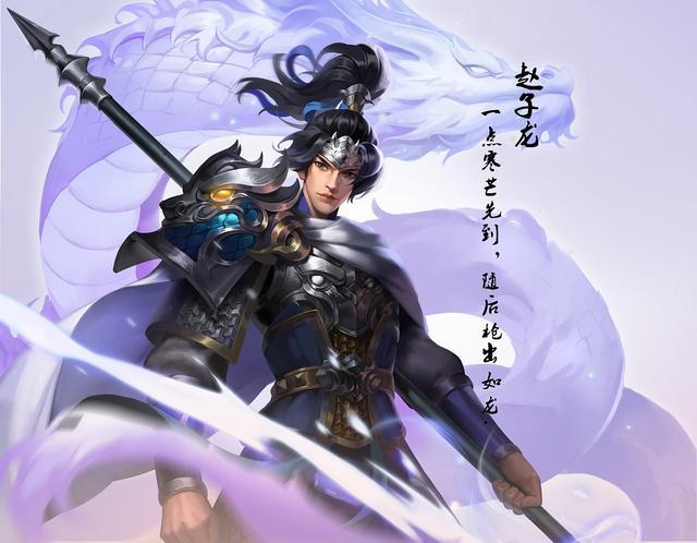 三国最憋屈的武将,与颜良文丑齐名,却被赵云一枪要了性命