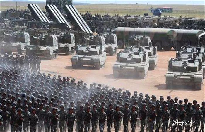 建国初,美国对中国军事包围是什么意思_突袭网