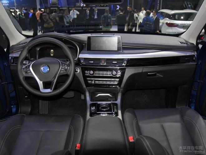 新款汉腾X7 PHEV成都车展上市 补贴后售18.78-20.78万元