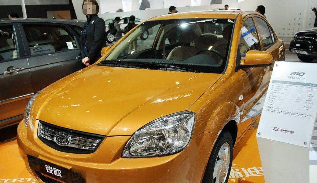 这款仅售6.98万起的实用型汽车,起亚锐欧,只为最靓最舒适
