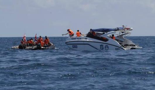 泰国普吉岛凤凰号沉船事故:生死之外,再无大事