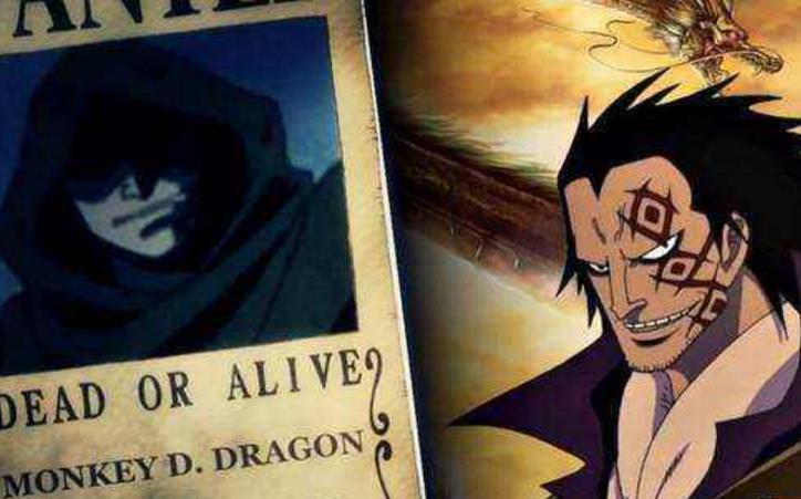 海贼王:蒙奇d龙的恶魔果实能力终于曝光,尾田3大伏笔