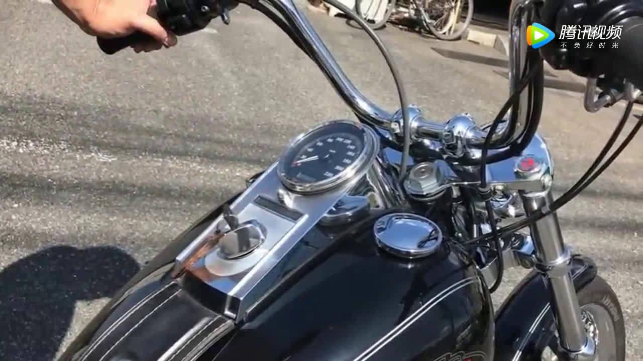 五千元买的摩托车,朋友试骑后说发动机不对,让我赶紧处理