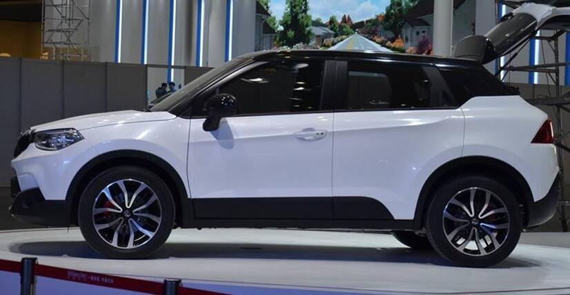 吉利继远景X1之后的第二款SUV即将面世,家人出行的不错选择