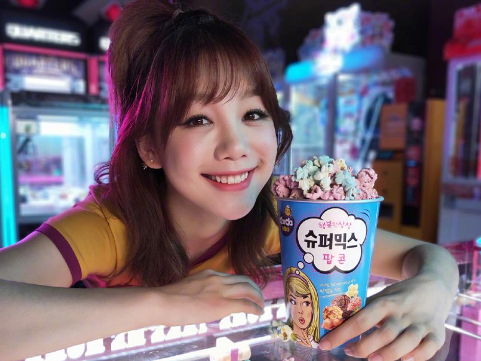 赖美云徐梦洁广告照上线,选对发型太少女!这小心机你get了吗?