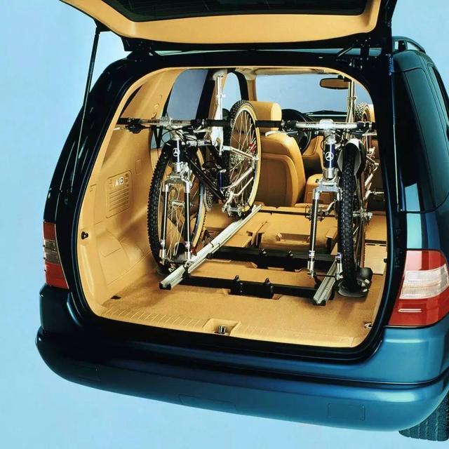 梅赛德斯-奔驰SUV,二十载的征服