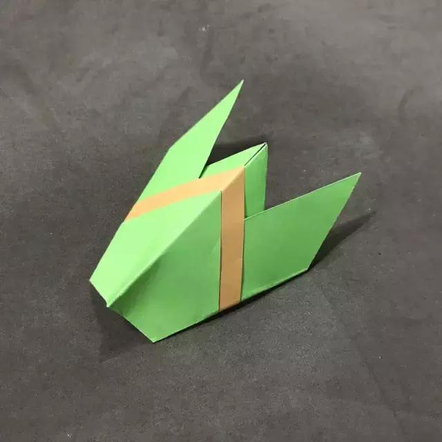 幼儿园手工——知了折纸大全,纸张的华丽变身,孩子很喜欢哦