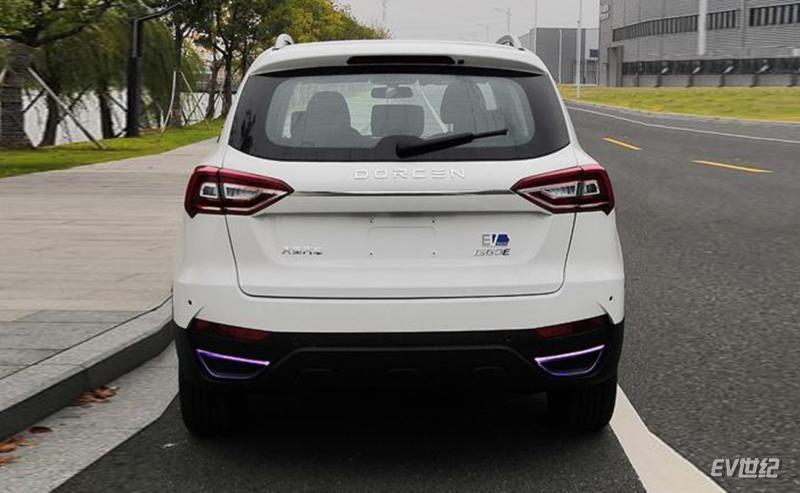 大乘汽车两款新能源车曝光 预计明年上市