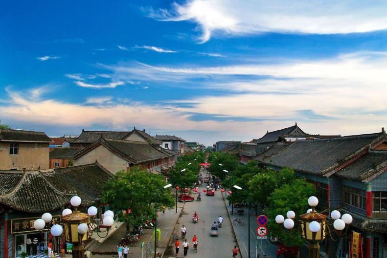中国最低调的4000千年古都,被评为最具文化底蕴历史文化名城