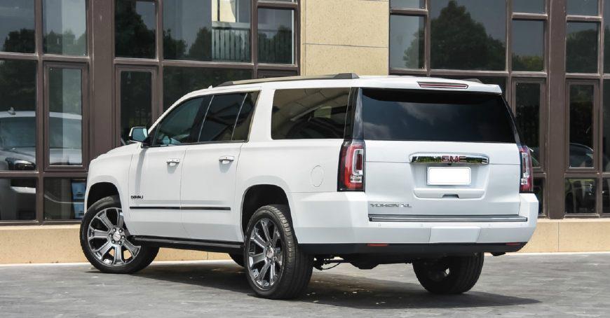 """这台SUV才是真正的美系""""大块头"""",长度达5米7,内饰堪比房车"""