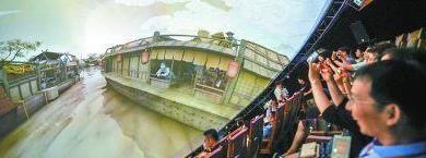 迎国际博物馆日 国博、故宫等各自精彩