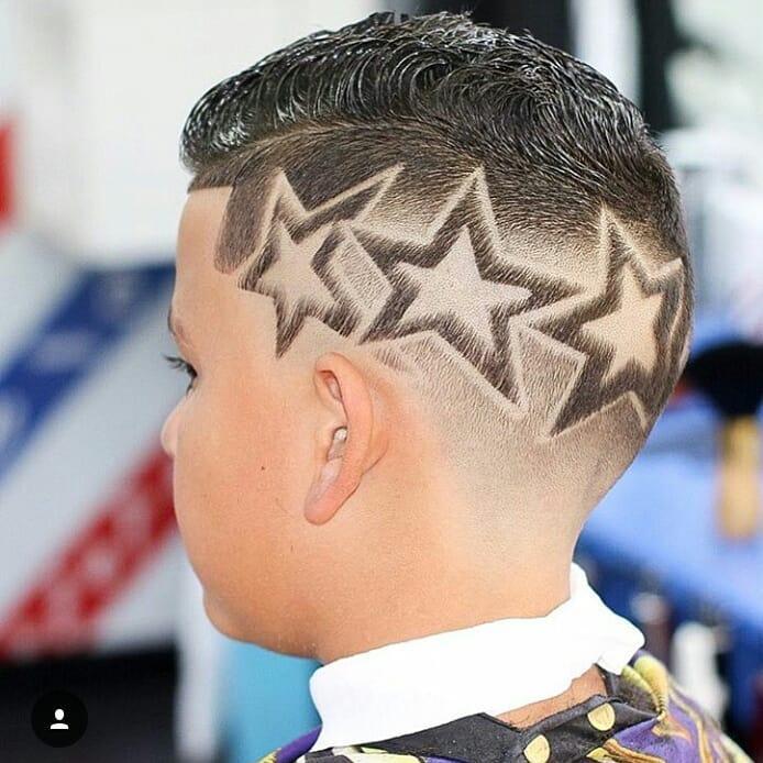 男士雕刻发型,让你在人群中脱颖而出图片