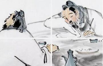 由于诗人与酒的关系极为密切,唐代诗歌中不但写到了酒,还写到了酒价.图片
