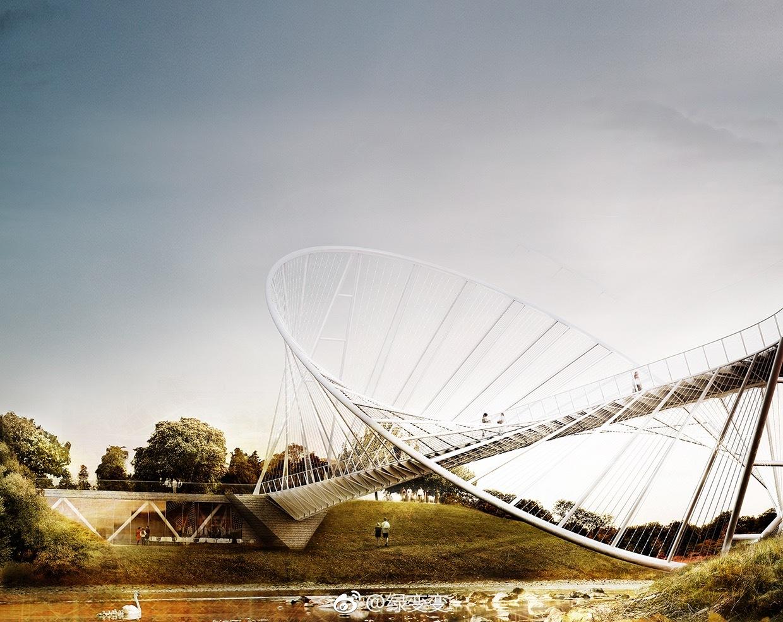 以o形为灵感的栈桥v灵感gmt如何绘制线指向图片