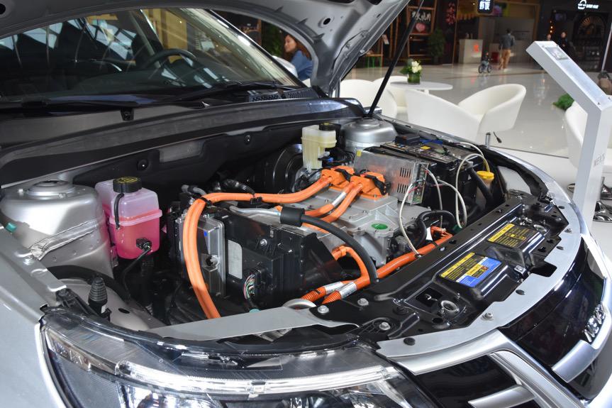 预售价16.98万,国能汽车 93静态体验+产品力解读