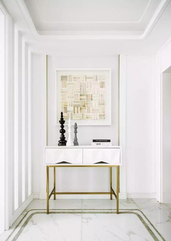 北欧极简装修,清新素雅中带有一丝轻奢,风格质感两不误