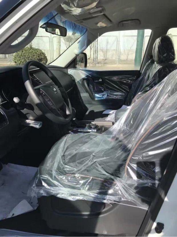 18款日产途乐4.0日产越野神车