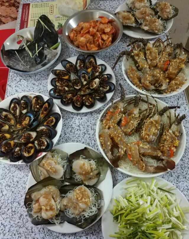 实拍12桌不同城市的海鲜大餐, 哪一桌你比较喜欢?