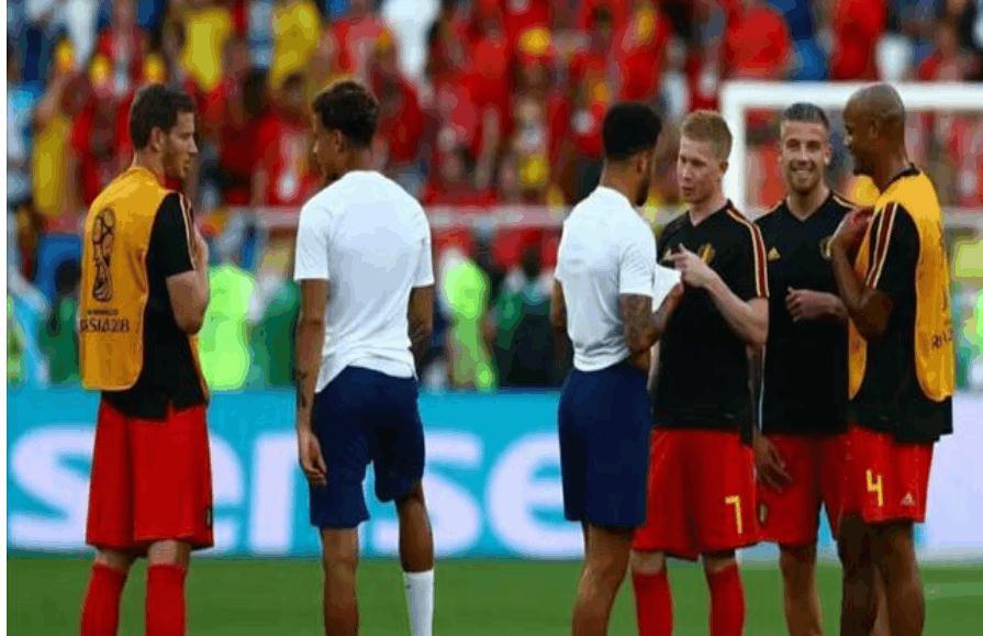 2018年世界杯比利时男足国家队排名为什么这