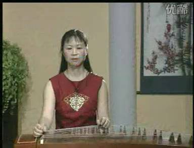 林玲老师讲解古筝曲《凤翔歌》隔断v老师视频图片