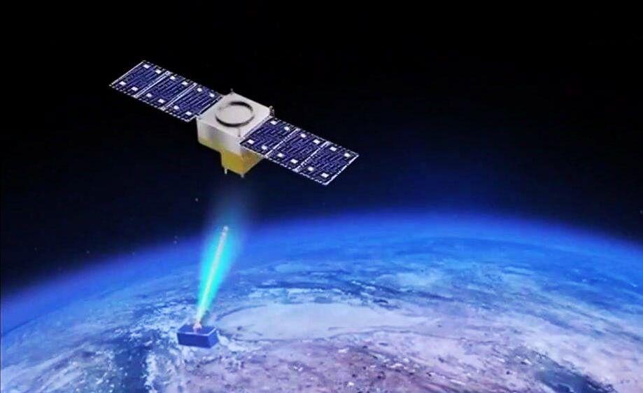 中国量子卫星