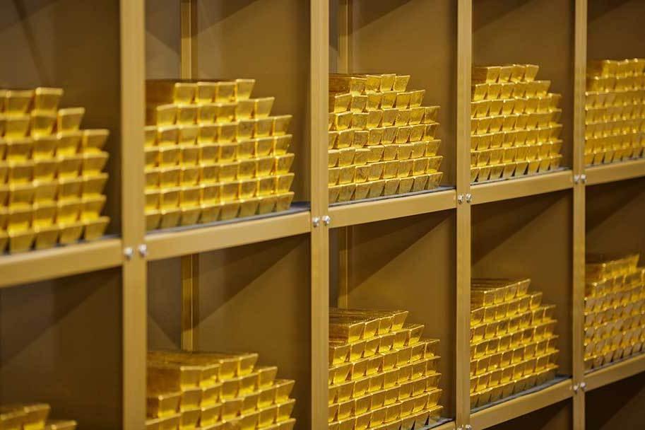 """这国和美国""""翻脸"""":要把533吨黄金运回国!俄罗斯拍手叫好!"""