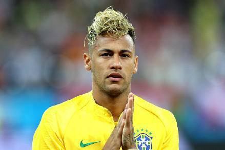 世界杯球星发型哪家强?内马尔泡面头仅第3梅西c罗队友上榜!图片